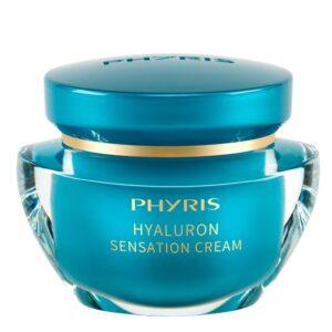 PHYRIS Hyaluron Sensation Cream Creme mit Hyaluron Glättende Creme mit Hyaluron, die der Haut langanhaltend Feuchtigkeit spendet
